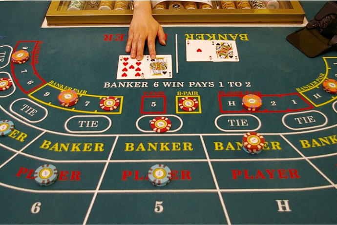 Tips Main Live Casino Baccarat Online